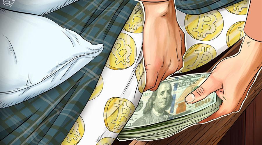 北美投资者对比特币尤其青睐有加
