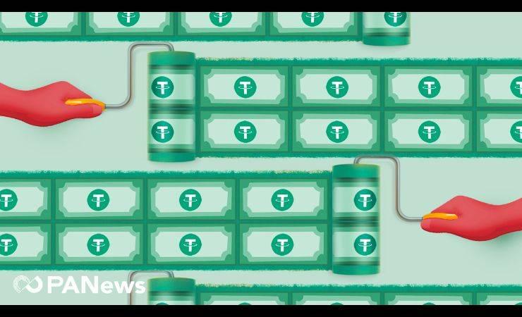 """三台""""印钞机""""齐开:今年USDT累计增发超10亿 重掌稳定币市场"""