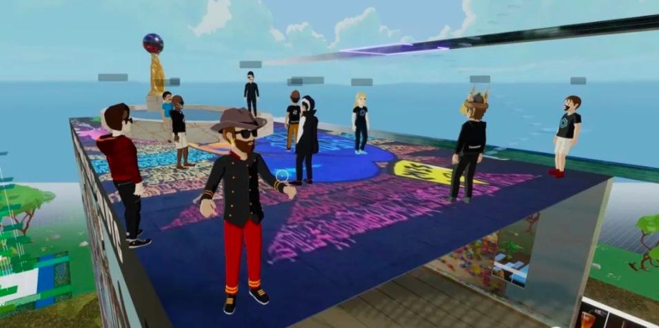 Decentraland、第二人生与虚拟世界的未来