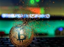 加密市场再次下探,比特币一度跌破8000美元