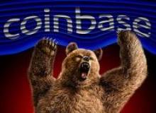 """Coinbase股价跌至新低,""""女股神""""旗下方舟创新基金年内跌近10%"""