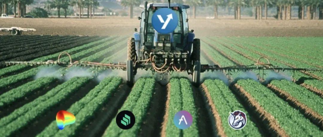 一文了解收益聚合协议 yAxis,让更多人轻松享受收益耕种的福利